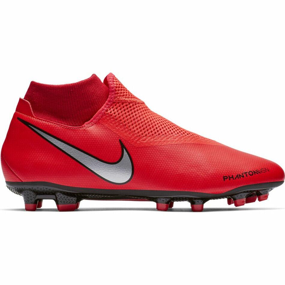 Nike Phantom Vsn Academy DF FG/MG Herren Fußballschuhe Nocken AO3258 600