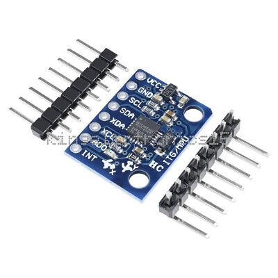 5pcs Mpu-6050 3 Axis Gyroscopeaccelerometer Module For Arduino Mpu 6050