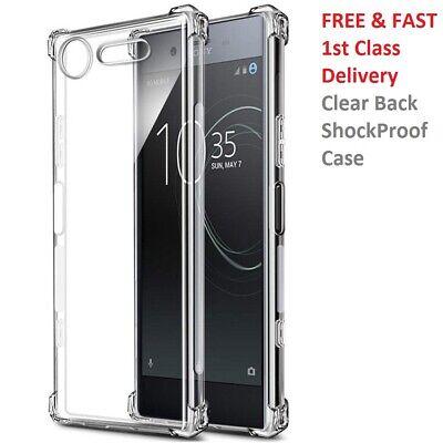Gorilla Clear Shockproof Case For Sony Experia Xperia L1 L2 L3 XZ1 XA1 XA2  XZ3