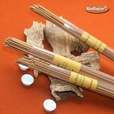 10g 50pcs Vietnam Nha Trang agar wood incense sticks oud natural fragrance home