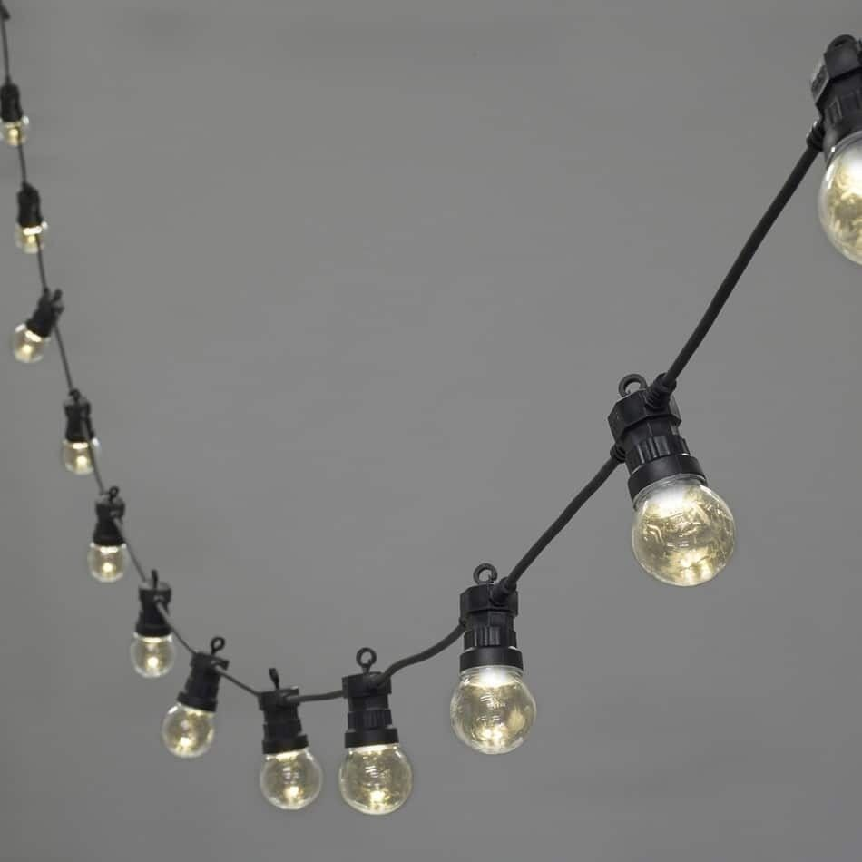 timeless design 8a267 8bb72 5 x 8m festoon lights for sale with plug transformer | in Hammersmith,  London | Gumtree