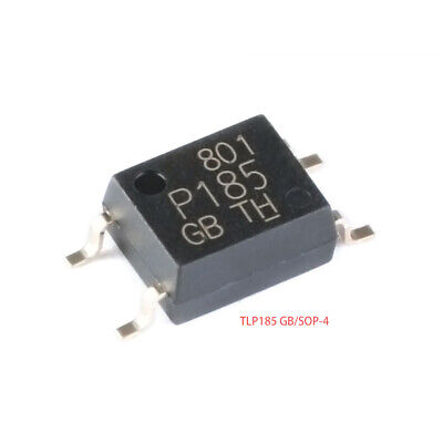Smd Optocoupler Tlp185 Gb-tpl Se Photocoupler Sop-4