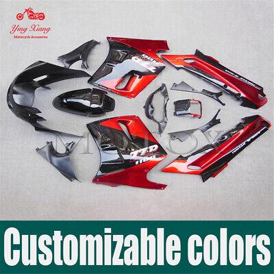 Full Fairing Bodywork Kit Fit For 1990-1992 ZZR1100C Ninja ZX11 Panel Set