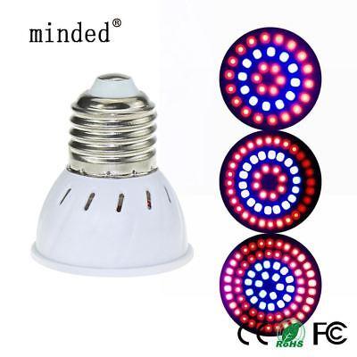 - 1 Pièce Spectre Complet Led Lampe Croissance E27 GU10 MR16 220V en pour Flowe