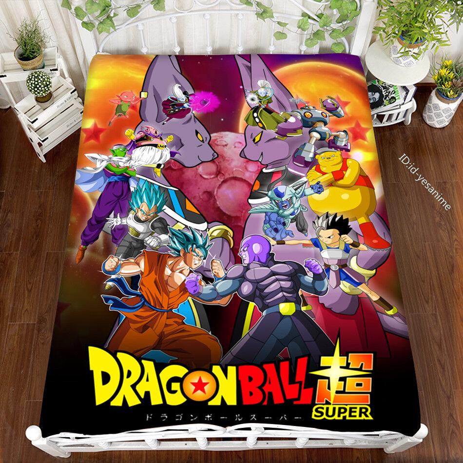 "79/"" NEW Inuyasha Sesshoumaru HD Blanket Anime otaku Bed Sheet Child Gift #Q5"