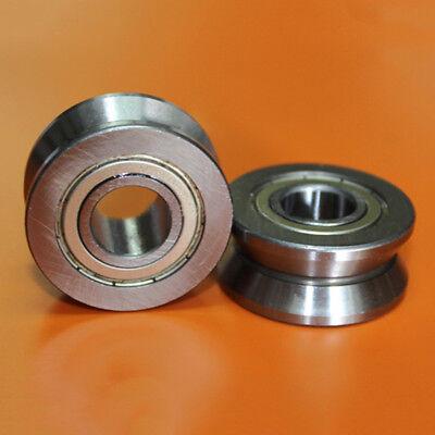 1pcs V Groove Roller Bearings Lv207 Lv208 Lv2010 Lv201-14 Lv202-40 Lv204-57