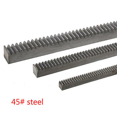 1pcs 2.0mod 20201000mm Gear Rack 2.0 Module 45 Steel Heavy Duty Gear Rack