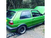 Mk2*vw golf project