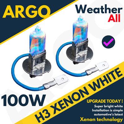 Ktm Adventure 990 H3 100w Xenon Super White 453 Hid Headlight Bulbs