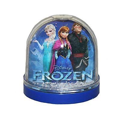 Disney 7520 Frozen Snow Globe Anna Elsa Girls Toy - New