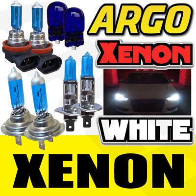 Ford Focus MK3 H7 501 100w Super White Xenon Low//Slux LED Side Light Bulbs Set