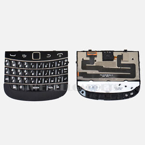 Blackberry Bold 9900 9930 Keypad Keyboard Replacement Trackpad Membrane PCB Flex