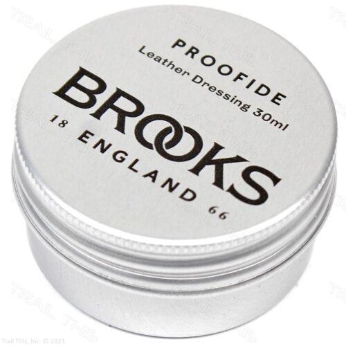 Brooks England Proofide 30ml Leather Bike Saddle / Seat Care Dressing 30g