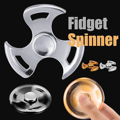 *** Hand Fidget Spinner ** Métal Alu  ✔ Rotation au choix  ✔ type NINJA shuriken