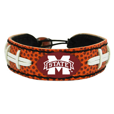 Mississippi State Bulldogs Classic Football - State Classic Football Bracelet