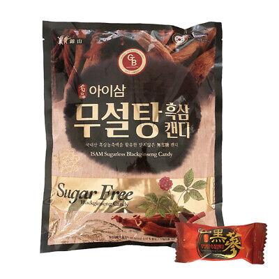 Korea Black Ginseng Sugar free Candy, product from Korea