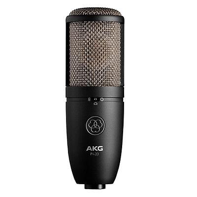 AKG Perception 420 Large-Diaphragm Condenser Microphone Mic FREE NEXT DAY AIR