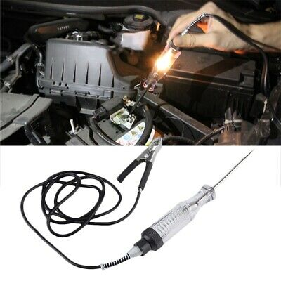 New 6v-24v Electrical Circuit Voltage Probe Tester Pen Electroprobe For Car I
