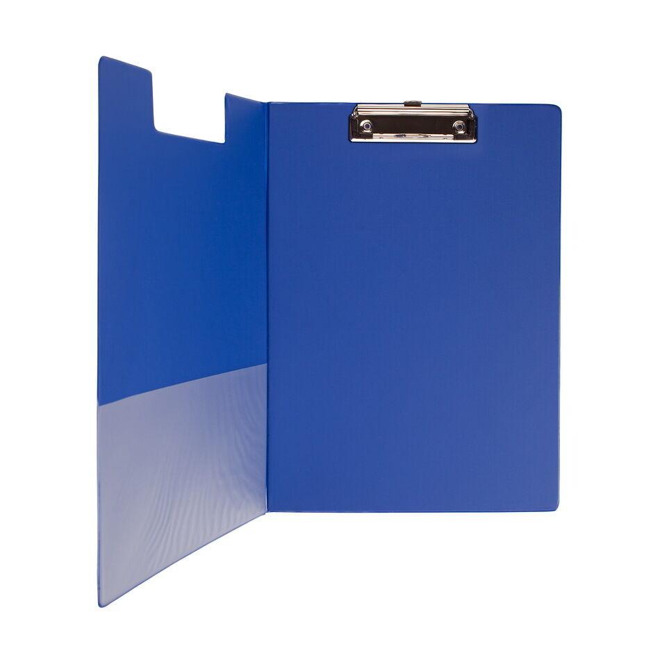 Klemmbrett A4 mit Deckel, Klemmmappe, Schreibunterlage, Schreibplatte