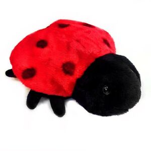 15cm Ladybird Cuddly Soft Toy - Suitable for All Ages (0+)