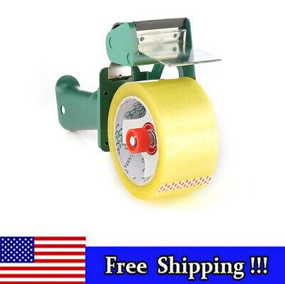 Packaging Tape Gun Dispenser 2 Inch Foam Grip Heavy Duty Usa Shipping