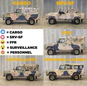 LAND ROVER PERENTIE PARTS WANTED Beaudesert Ipswich South Preview