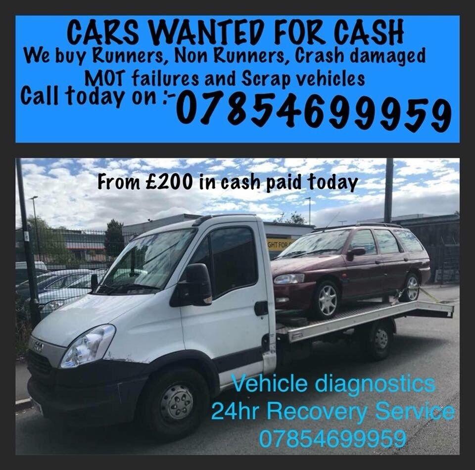 e9f641e3382fc1 CASH FOR CARS AND VANS!! 🚗🚗🚗!! Mot failures scrap
