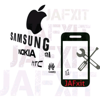 JAFxiT: Mobile phone/ Tablets repairs (hardware& software)