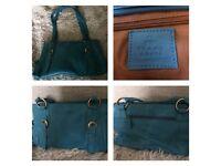 Tommy & Kate Leather Handbag