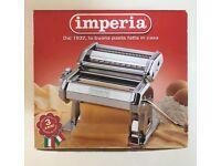 New Italian Imperia Pasta Maker