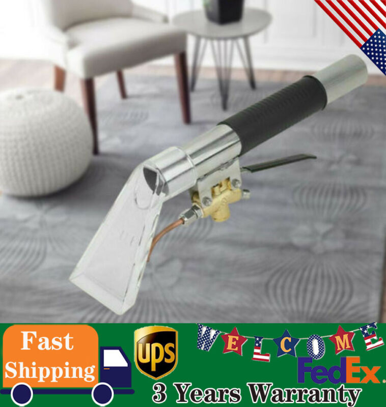 US Car Upholstery Carpet Cleaning Furniture Extractor Auto Detail Wand Hand Tool