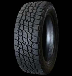 LT305/60R18 NITTO TERRA GRAPPLER A/T 10PLY TIRES (4 LEFT)