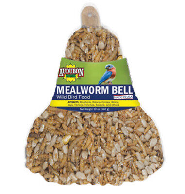Audubon Park 12685 Bell Mealworm Wild Bird Food, 12 Oz