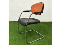 G16 meeting chair orange box