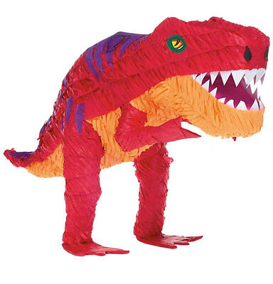 PREHISTORIC T-REX DINOSAUR Animal Character Pinata Party Game Decoration P12710