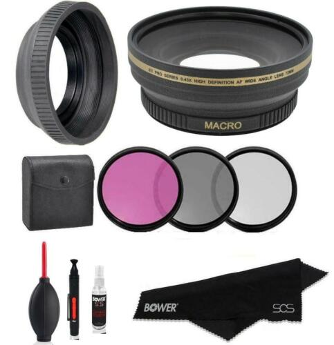 Lens Filter Accessory Kit For Nikon Coolpix P1000 Digital Camera