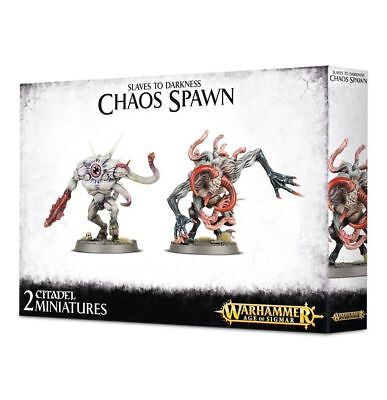 Slaves to Darkness Chaos Spawn - Warhammer Age of Sigmar - Brand New! 83-10