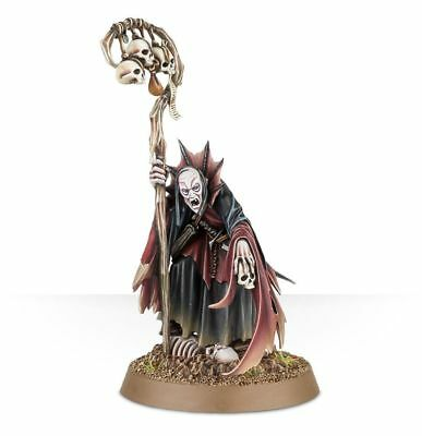 Warhammer Fantasy/Age of Sigmar Undead Necromancer NIB