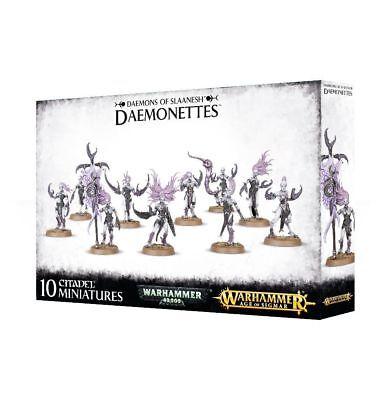 Warhammer Fantasy/Age of Sigmar Daemonettes of Slaanesh NIB