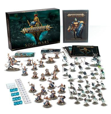 Soul Wars Boxed Set Warhammer Age of Sigmar Games Workshop NIB PRESALE Ships 7/2