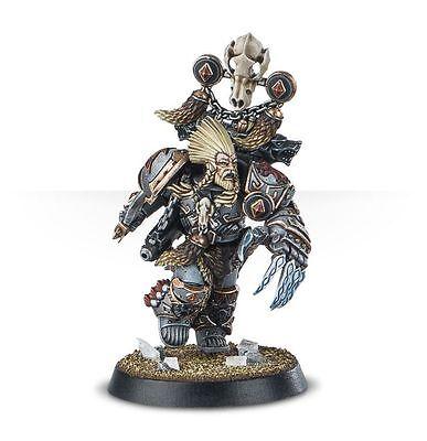 Warhammer 30K Burning of Prospero: Horus Heresy Space Wolves Geigor Fell-Hand