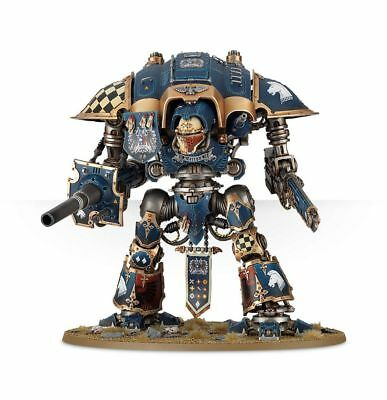 Warhammer 40K Imperial Knights Renegade Imperial Knight Paladin/Errant
