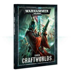 Warhammer 40k Eldar Craftworlds Codex 8th Ed NIB