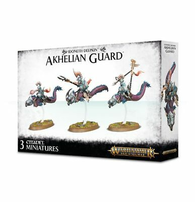 Warhammer Age of Sigmar Idoneth Deepkin Akhelian Guard *New in Box*