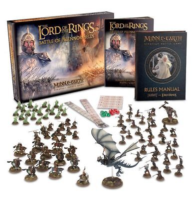 Lord of the Rings Battle of Pelennor Fields - Games Workshop - New! 30-05