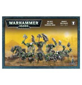 Ork Boyz Squad Warhammer 40K Games Workshop NIB Flipside