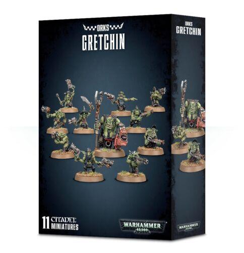 Ork Gretchin Warhammer 40K NIB Flipside