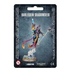 Warhammer 40k Eldar Harlequin Shadowseer NIB