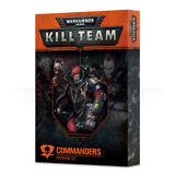 Warhammer 40k Kill Team Commanders Expansion Set *New in Box*