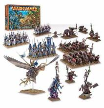 WARHAMMER FANTASY, 40K, LOTR Models for Sale or Trade NEW Fletcher Newcastle Area Preview